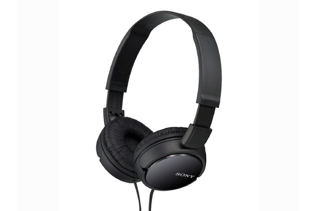 Sony MDRZX110BLK ZX Series Stereo Headphones