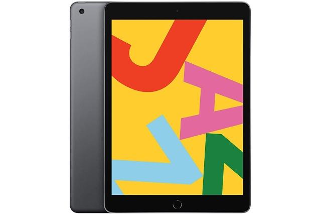 Apple iPad (10.2-inch, Wi-Fi, 128GB)