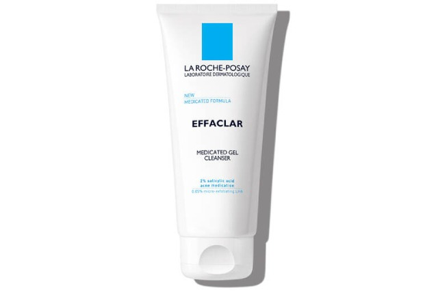 Medicated Acne Face Wash Salicylic Acid Effaclar La Roche Posay
