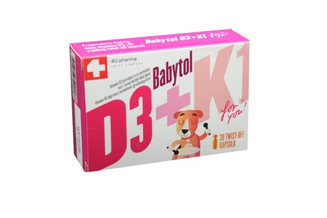 Babytol D3K