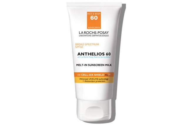 Sunscreen For Face and Body Anthelios Melt In Milk La Roche Posay