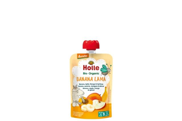 Holle Bio Organic Banana Lama