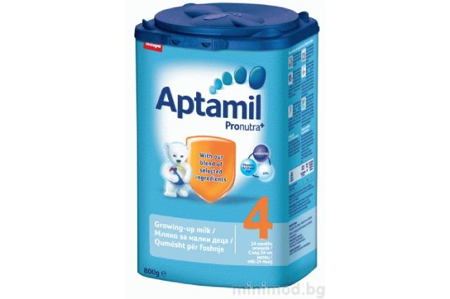 Milupa Aptamil Growing up 4 -800 g