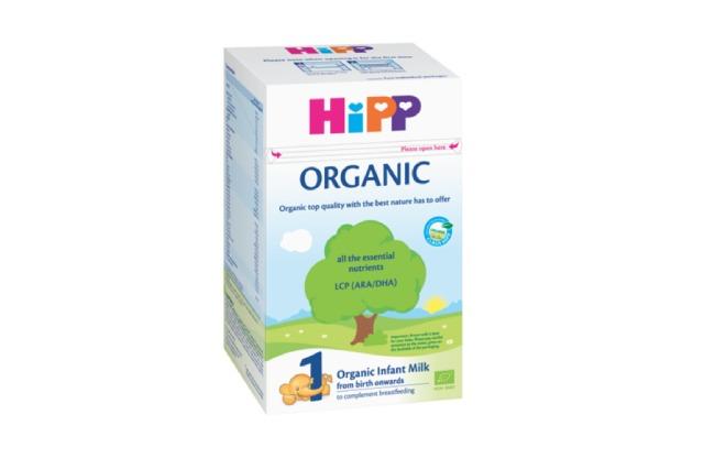 Hipp Organic 1 milk 0-6 m
