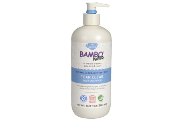 Bambo Nature Tear Clear Baby Shampo