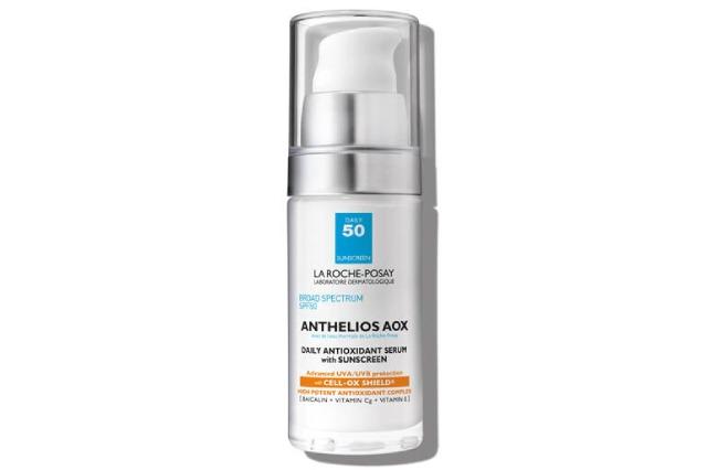 Antioxidant Serum SPF50 Sunscreen Anthelios AOX La Roch Posay