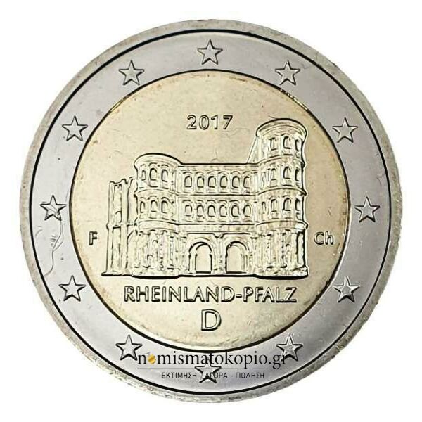Germany - 2 Euro 2017 F, UNC