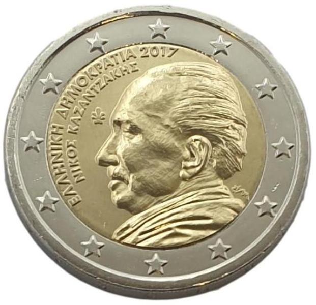 Greece - 2 Euro 2017 B, UNC
