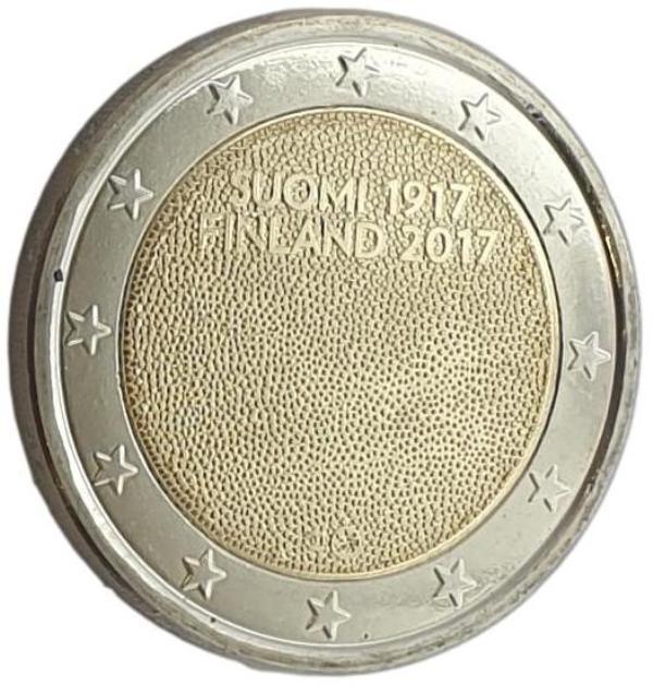 Finland - 2 Euro 2017 A, UNC