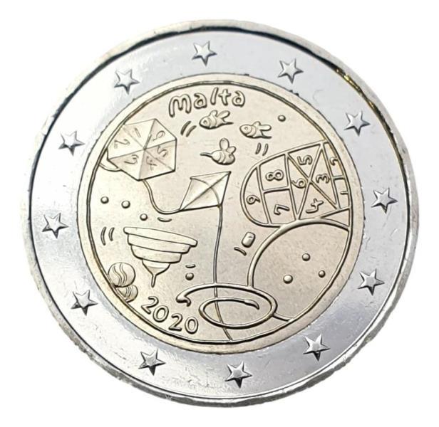 Malta - 2 Euro 2020 B, UNC