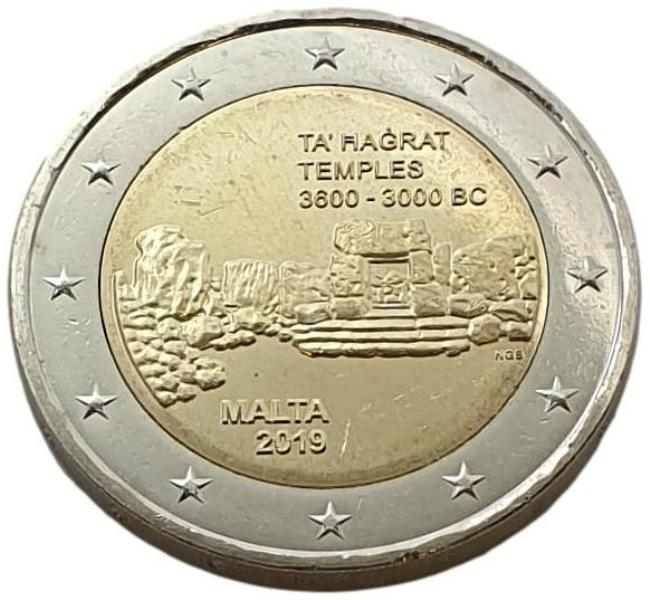Malta - 2 Euro 2019 A, UNC