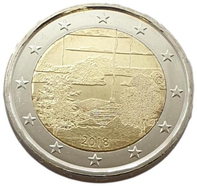 Finland - 2 Euro 2018 B, UNC