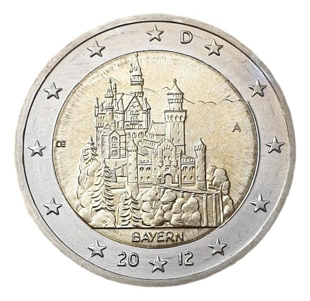 Germany - 2 Euro 2012 A, UNC