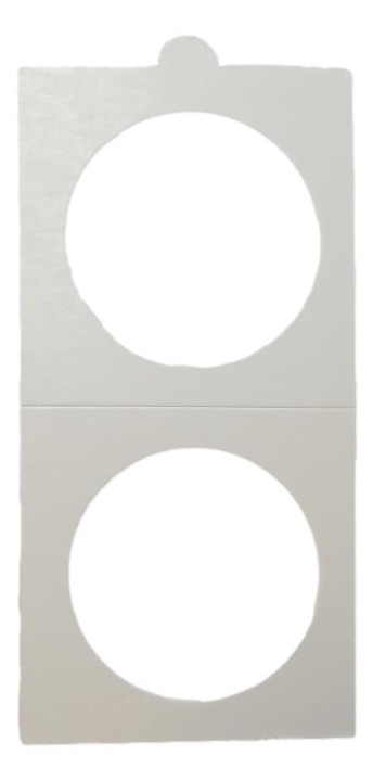 HB - Paper Holder - 25 Pieces (37,5 mm)