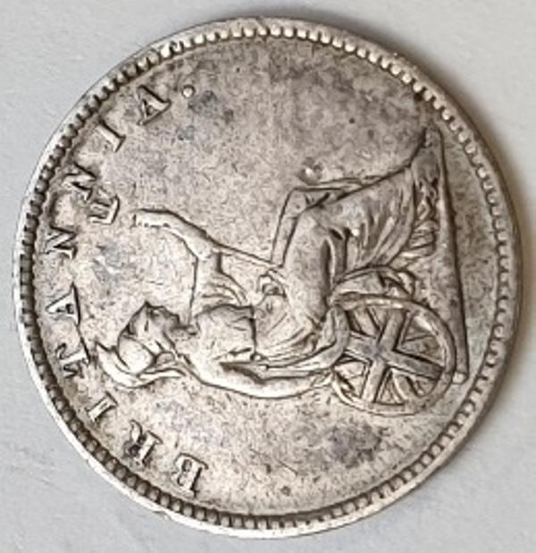 Greece - 30 Lepta 1852, Silver
