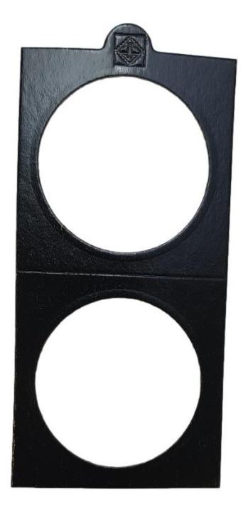 Lighthouse - Paper Holder - Sticker - 25 Pieces (39,5 mm)