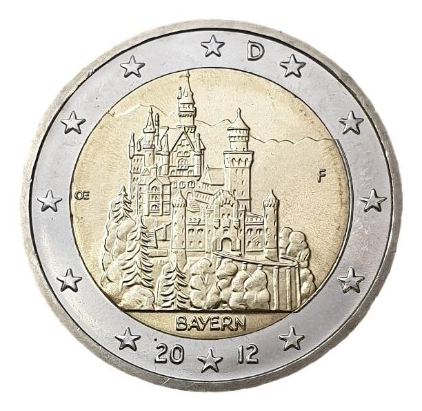 Germany - 2 Euro 2012 F, UNC