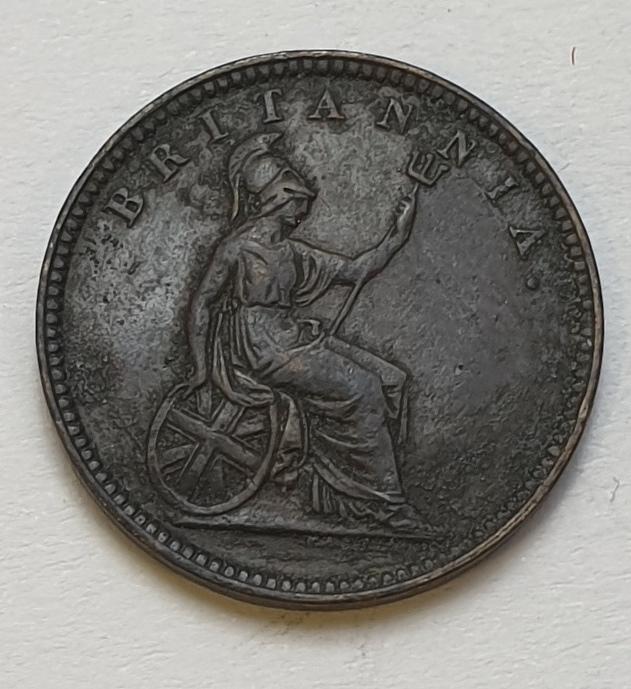 Greece - 1 Lepton 1848