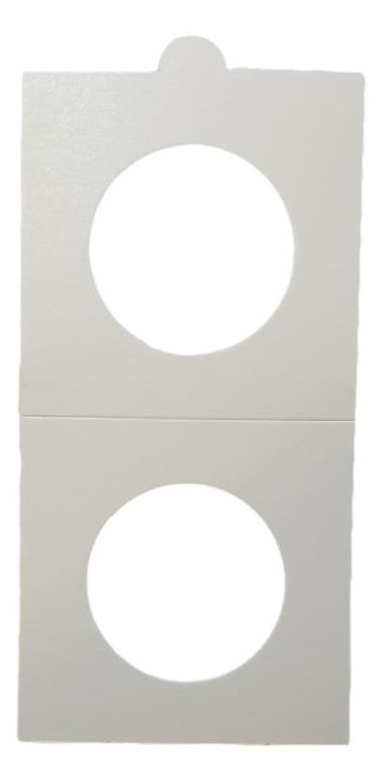 HB - Paper Holder - 25 Pieces (27,5 mm)
