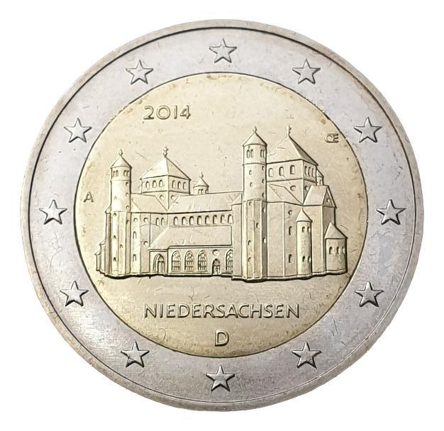 Germany - 2 Euro 2014 A, UNC