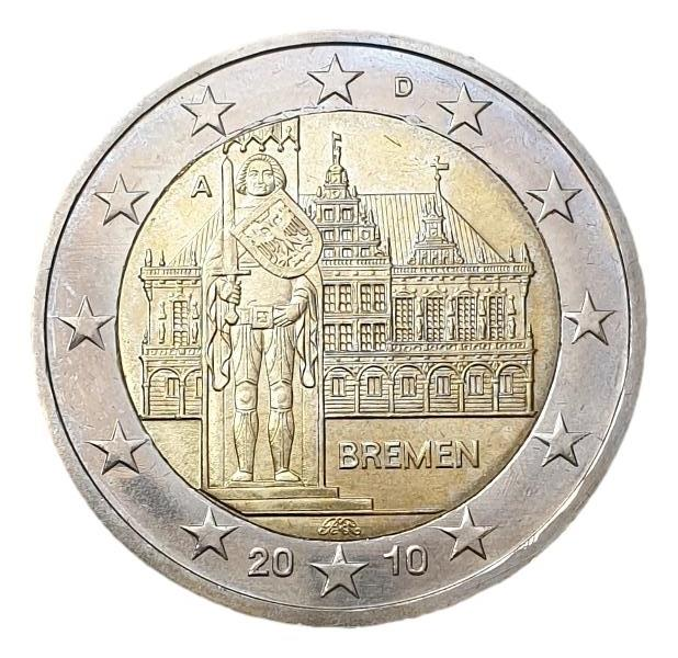 Germany - 2 Euro 2010 A, UNC