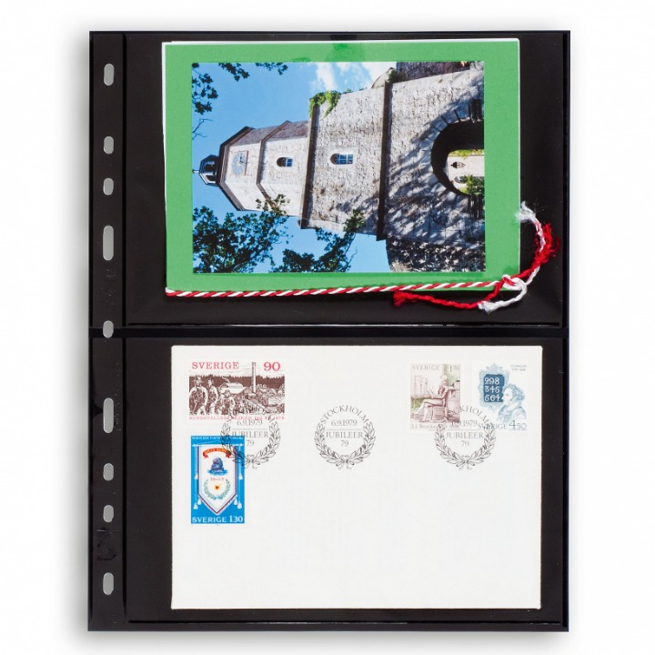 Lighthouse - For Optima Album, 2S , PACK OF 10