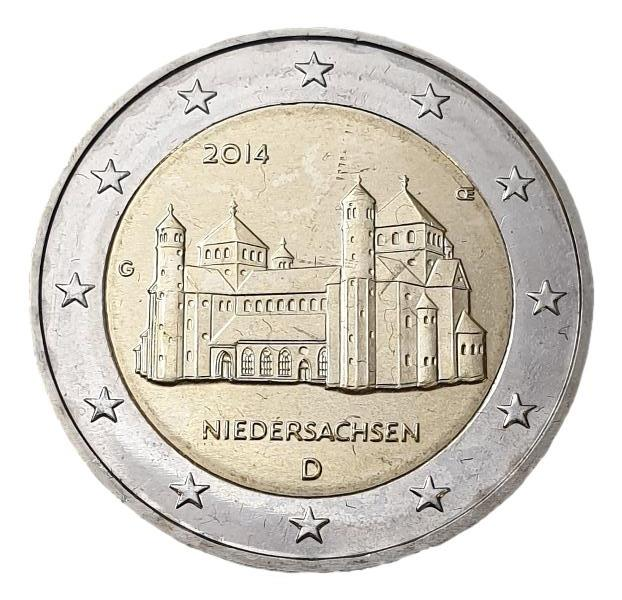 Germany - 2 Euro 2014 G, UNC
