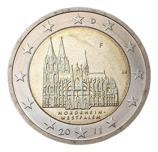 Germany - 2 Euro 2011 F, UNC