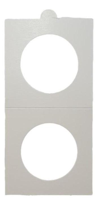 HB - Paper Holder - Sticker - 25 Pieces (32,5 mm)