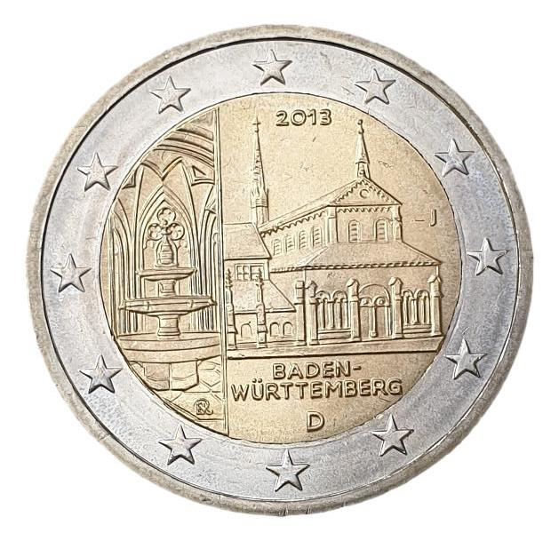 Germany - 2 Euro 2013 B, (J), UNC