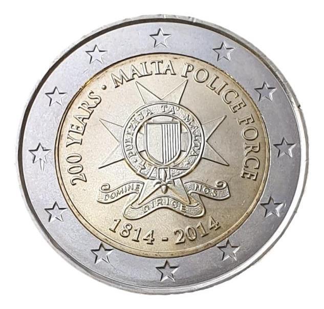 Malta - 2 Euro 2014 B, UNC