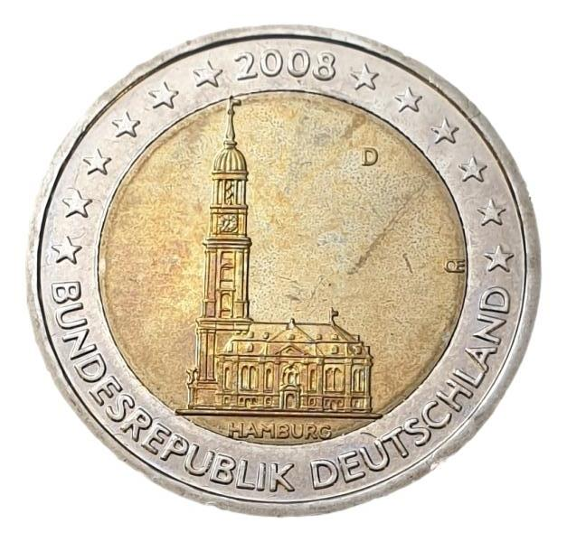 Germany - 2 Euro 2008 D, UNC