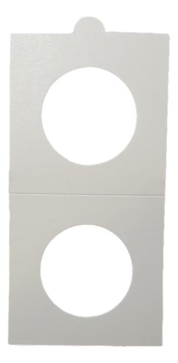 HB - Paper Holder - Sticker - 25 Pieces (30 mm)