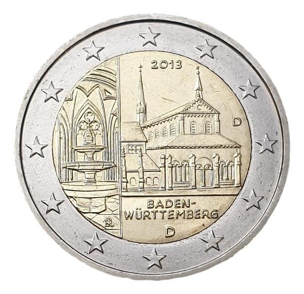 Germany - 2 Euro 2013 B, (D), UNC