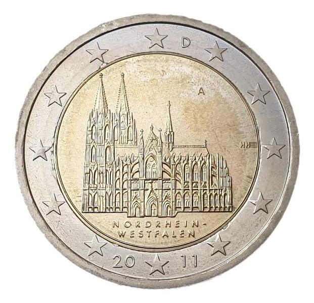 Germany - 2 Euro 2011 A, UNC