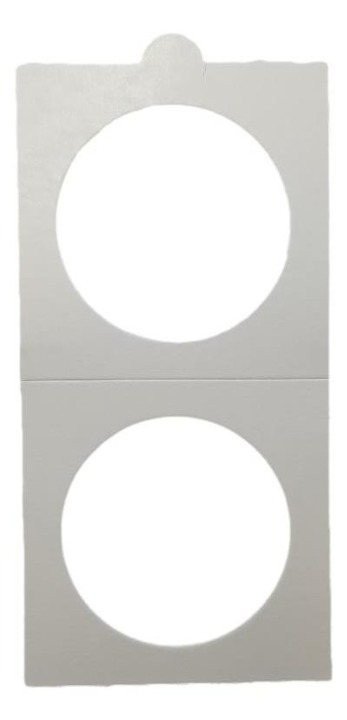 HB - Paper Holder - 25 Pieces (35 mm)