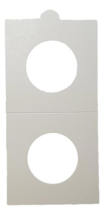 HB - Paper Holder - Sticker - 25 Pieces (27,5 mm)