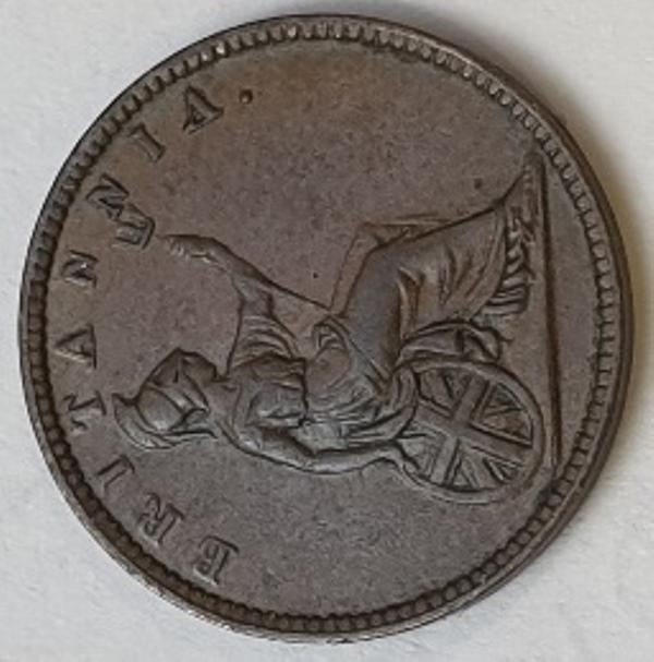 Greece - 1 Lepton 1853