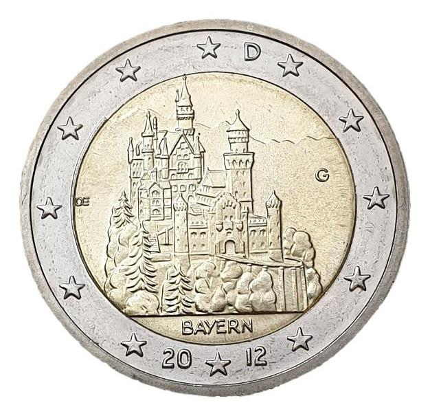 Germany - 2 Euro 2012 G, UNC