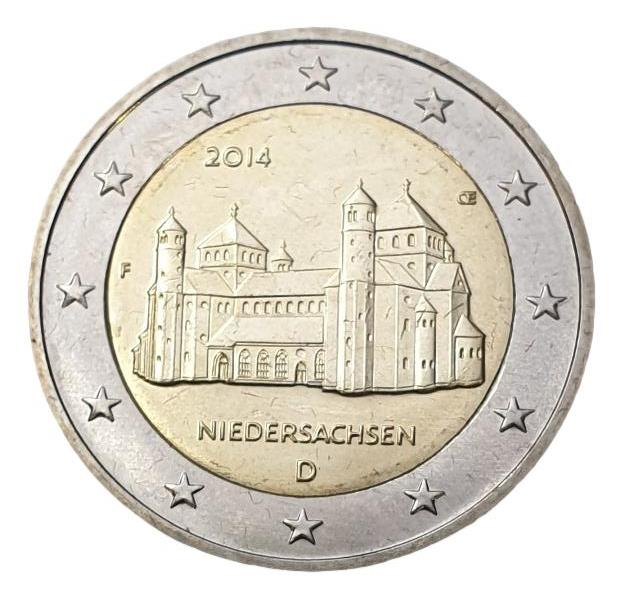 Germany - 2 Euro 2014 F, UNC