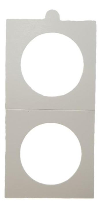 HB - Paper Holder - 25 Pieces (32,5 mm)