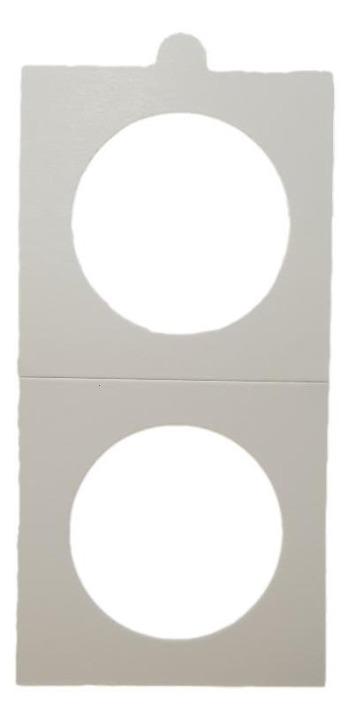 HB - Paper Holder - Sticker - 25 Pieces (35 mm)