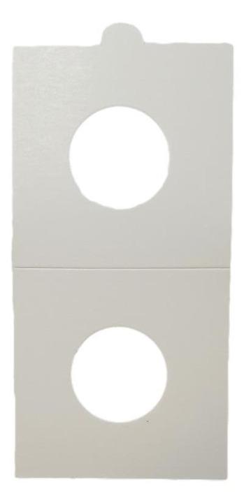 HB - Paper Holder - Sticker - 25 Pieces (22,5 mm)