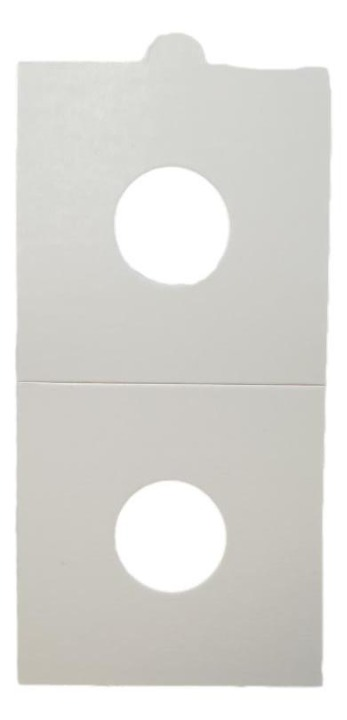 HB - Paper Holder - 25 Pieces (15 mm)