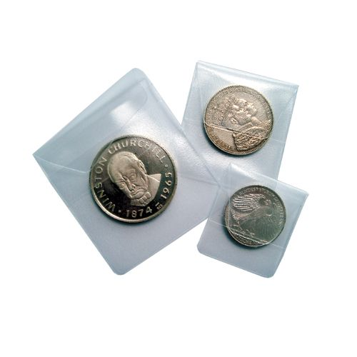 Safe - Coin bag with insert iaper flap