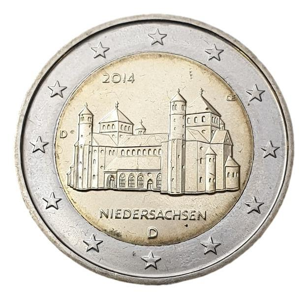 Germany - 2 Euro 2014 D, UNC