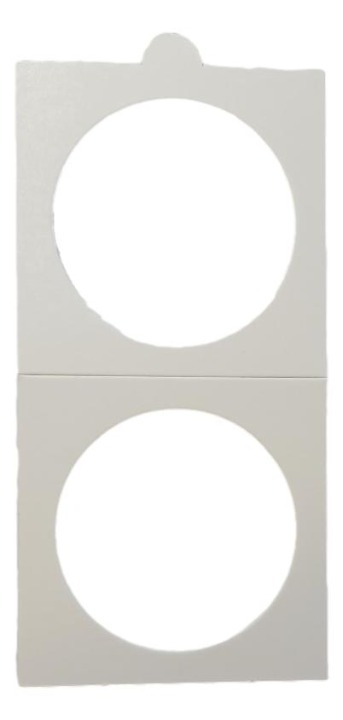 HB - Paper Holder - 25 Pieces (39,5 mm)