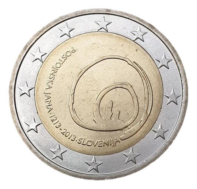 Slovenia - 2 Euro 2013, UNC