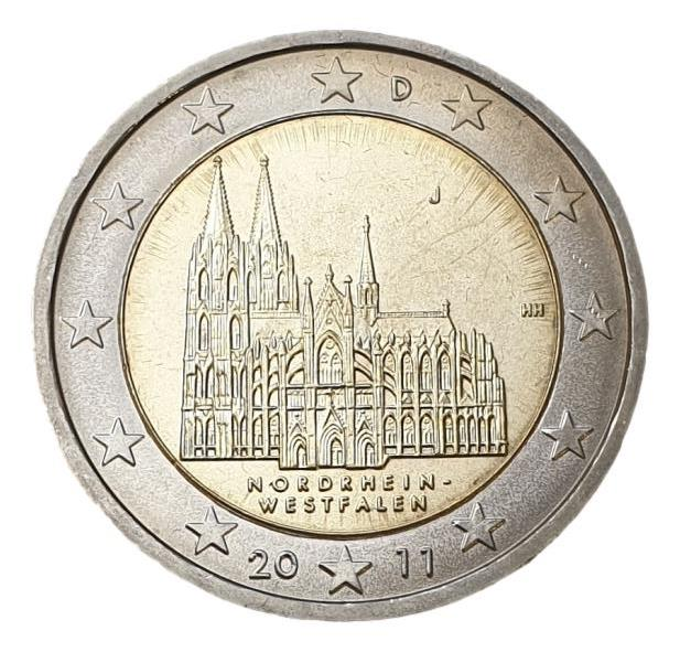 Germany - 2 Euro 2011 J, UNC