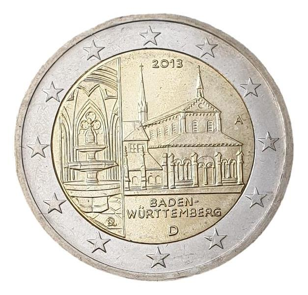 Germany - 2 Euro 2013 B, (A), UNC